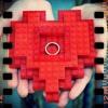 Polar Pair - Detachable Heart