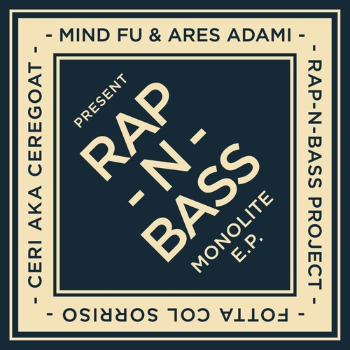 Rap and Bass - Rude e Reale pt 2  DUBPLATE - HEAVY HAMMER SOUND