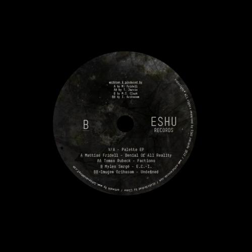 ESHU002  - V/A - PALETTE EP - SNIPPETS