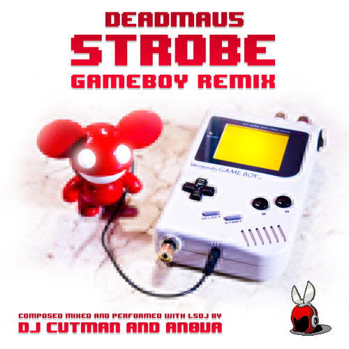 Deadmau5 - Strobe (Gameboy Remix) ft. An0va