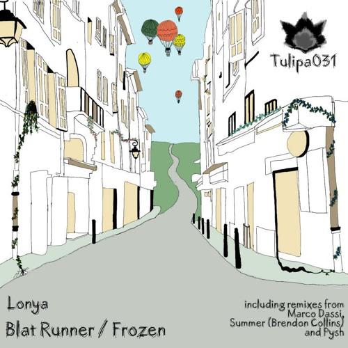 Lonya - Blat Runner (Marco Dassi 10am Remix)