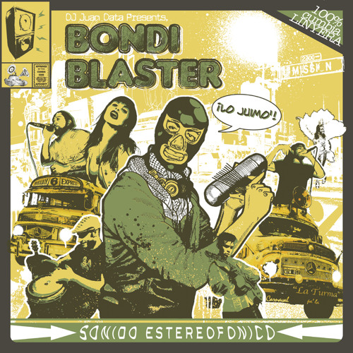 Bondi Blaster-Alta Farra (instrumental)
