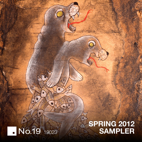 No.19 Spring Sampler Mixed by Alex Jones