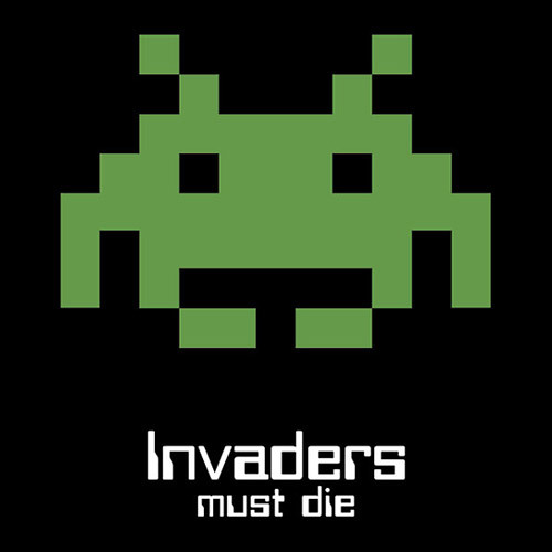 AONE - Invaders (Dubstep V.I.P)