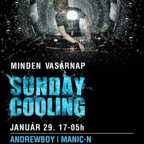 Sunday Cooling Live by Andrewboy b2b Dub  2012 01 29