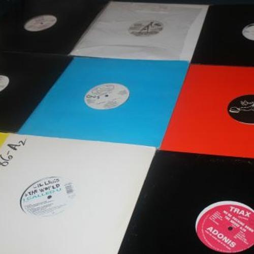 Deep House Vinyl MIX - Chicago Classics inc Larry Heard, Lil Louis, & E.S.P
