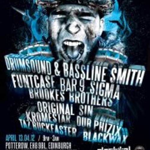 Another Broken Spine – Bass Face DJ Competition