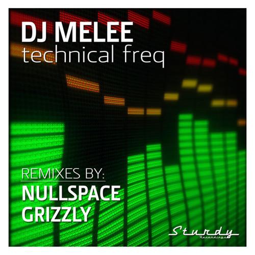 DJ Melee - Technical Freq - Taster