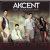 Akcent ft Ruxandra Bar - Feelings On Fire Radio Edit