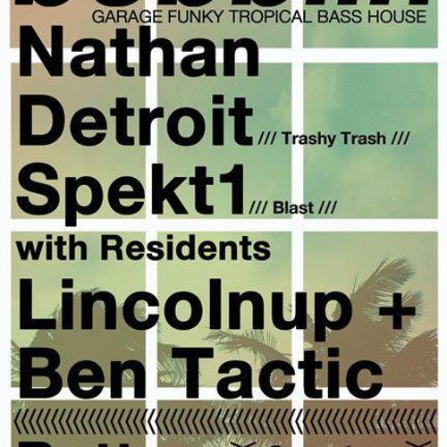 Nathan Detroit - Bubblin Mix - March 2012