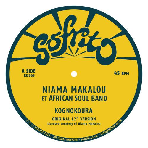 "Niama Makalou et African Soul Band - Kognokoura (Original 12"" Mix)"