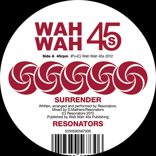 Resonators - Surrender