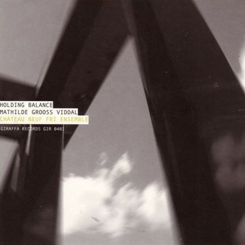 Holding Balance - Mathilde Grooss Viddal, Chateau Neuf Fri Ensemble