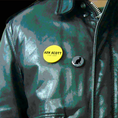 Ken Scott - The Cat (Italoconnection Re-Edit)