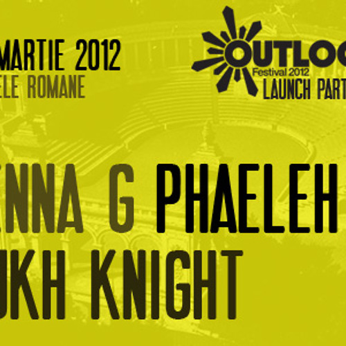 ARENA DNB prezinta OUTLOOK LAUNCH PARTY  //  24 March 2012  //  Arenele Romane, Bucharest