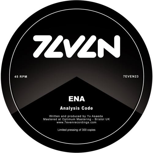 ENA - 'Analysis Code'