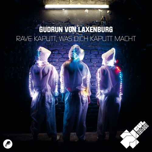 Gudrun von Laxenburg - Attack, Decay, Sustain and Release Me