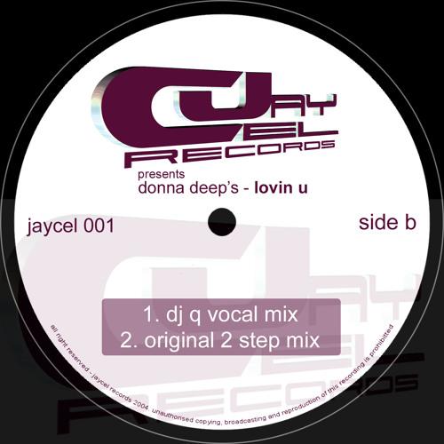 Wesley Jay's Lovin U - Dj Q Mix