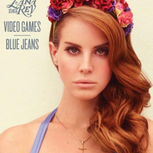 Lana Del Rey - Video Games ( Geoffrey Vince feat. Jiovana rmx )