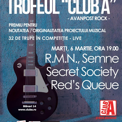 Red`s Queue - Donna-Tell`a