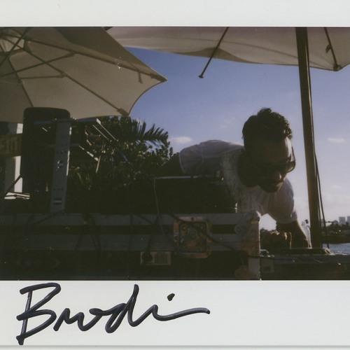 Brodinski - The Miami mixtape for Le Mouv'