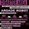 Michael Schumacher @ Disaster Area PROJEKT 42 Mönchengladbach 03.03.12