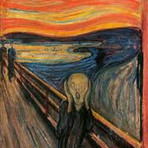 Skrik (dedicated to Edvard Munch)