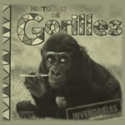 MELANIE RUPPE - Histoires de Gorilles Les elephants poltrons (2009)