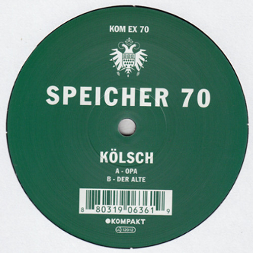 Kölsch - Der Alte
