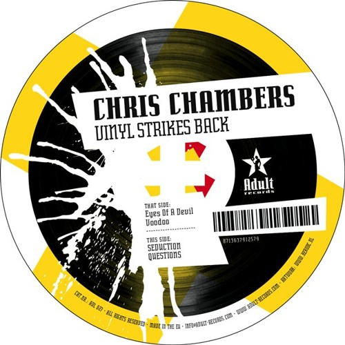B1. Chris Chambers - Seduction / Vinyl Strikes Back ADL027 12""