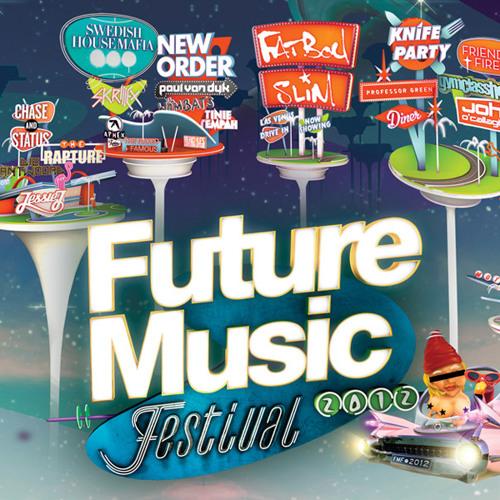 FUTURE MUSIC FESTIVAL PUMP UP!