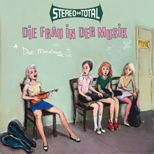 Die Frau in der Musik [single version]