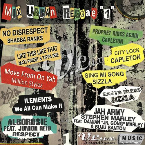 Mix UrbanReggae1