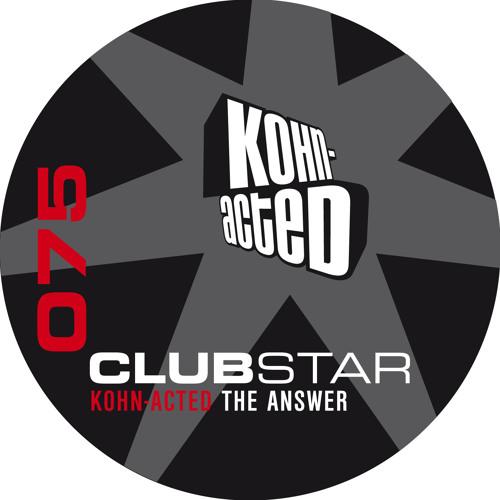 Kohn-Acted - The Answer (DJ Salah Remix) [preview]