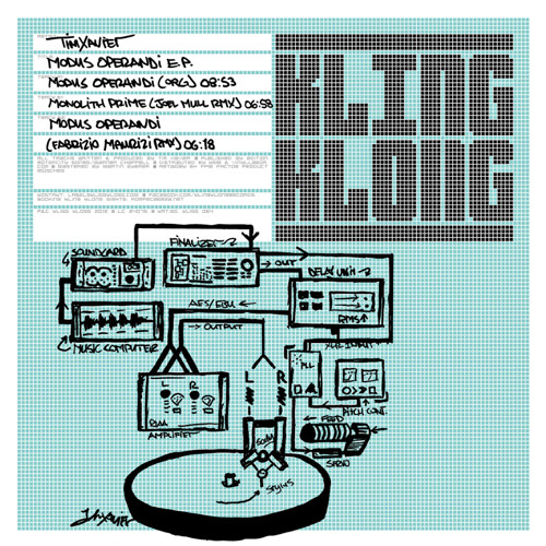 Monolith Prime (Joel Mull RAMA Remix) (Kling Klong)128kbps