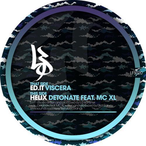 Helix - Detonate Feat Mc XL - (LFS20) - Out Now