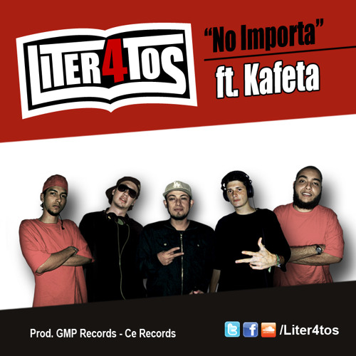 Liter4tos ft Kafeta - No importa (Prod GMP Records - Ce Records)