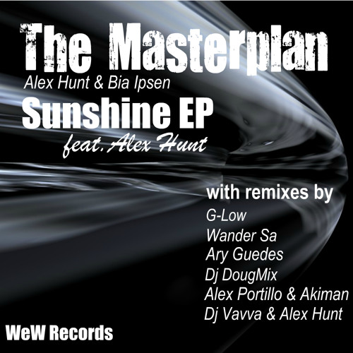 The Masterplan - Sunshine (G-low Club Mix) [Wewrecords] *OUT NOW*