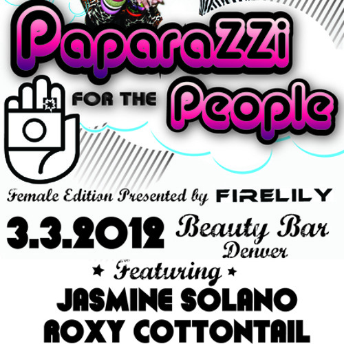 Roxy Cottontail Live in Denver @ Beauty Bar