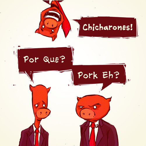 Chicharones - Once Upon A Time