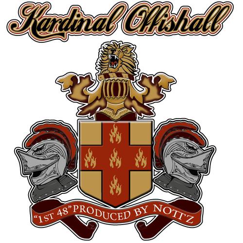 """""""1st 48"""" (dirty) KARDINAL OFFISHALL & NOTTZ"""