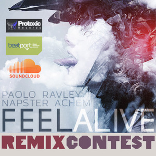 Napster Achem feat. Paolo Ravley - Feel Alive (Arma Peet remix)