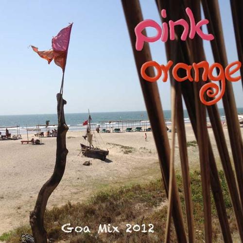 Benjamin Crystal - Live @ Pink Orange, Goa '12
