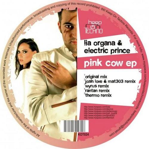 Lia Organa & Electric Prince - Pink Cow (Rantan Remix)