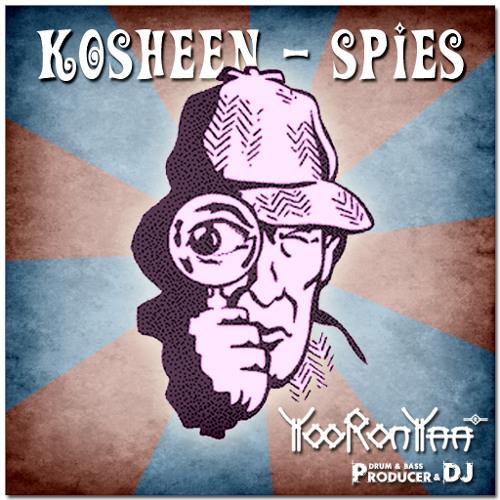 Kosheen - Spies (YooRonYaa dnb Remix)