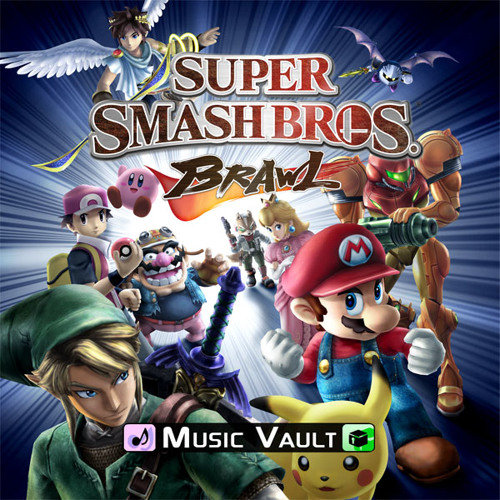 Super Smash Bros. Brawl – Menu 1