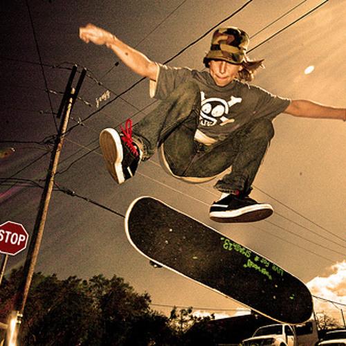Urban Skate Kickflip