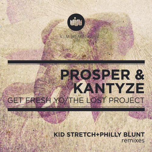 DJ Prosper - Get Fresh Yo (DJ Kid Stretch remix)