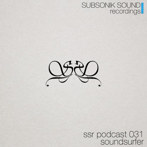 ssR podcast ep #31 - SOUNDSURFER