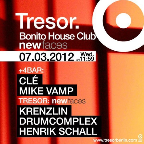 H.Schall @ Tresor (Berlin) [07.03.2012]